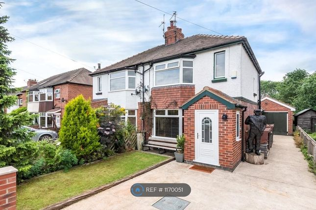 2 bed semi-detached house to rent in Whitehouse Dale, York YO24