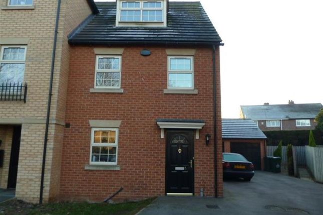 Thumbnail Town house to rent in Hawthorne Drive, Bolton Upon Dearne, Rotherham