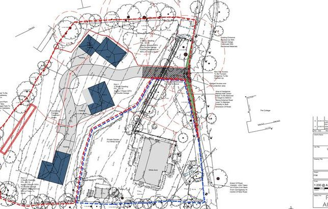 Thumbnail Land for sale in Harris Mill, Redruth
