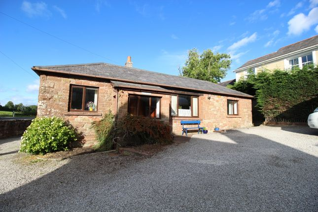 Thumbnail Bungalow for sale in Mealsgate, Wigton, Cumbria