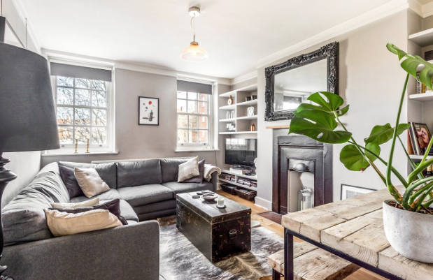 2 bed flat to rent in Maygood Street, London