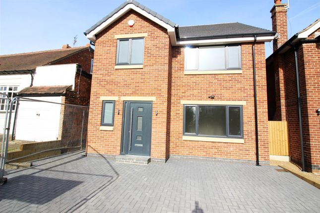 Thumbnail Detached house for sale in Stanton Road, Sandiacre, Nottingham