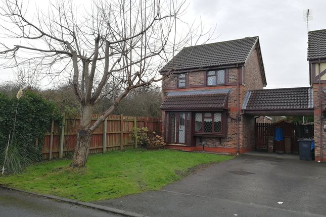 3 bed detached house for sale in Pippins Close, Shotton, Deeside CH5