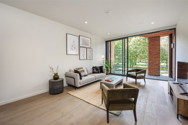 Thumbnail Flat for sale in Parkside Collection, Old Ford Road