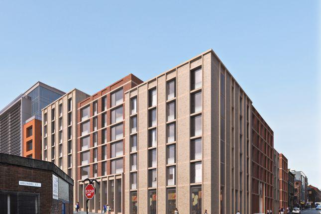 Thumbnail Flat to rent in Arundel Street, Sheffield