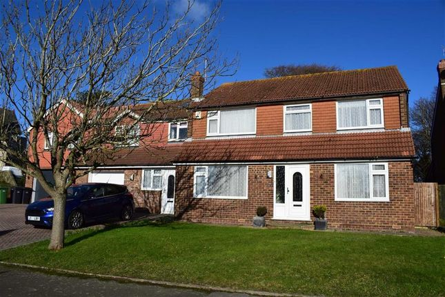 Thumbnail Detached house for sale in Playden Gardens, Hastings, East Sussex