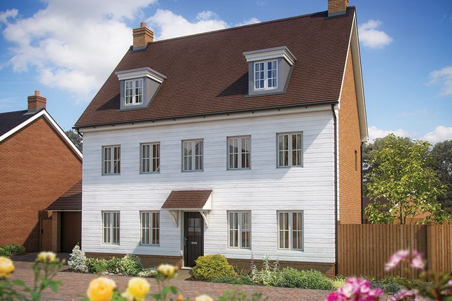 "5 bed property for sale in ""The Stratford"" at Mill Bank, Headcorn, Ashford TN27"