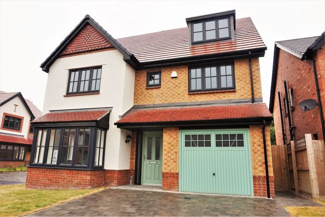 Thumbnail Detached house for sale in Ashdell Close, Thornton-Cleveleys
