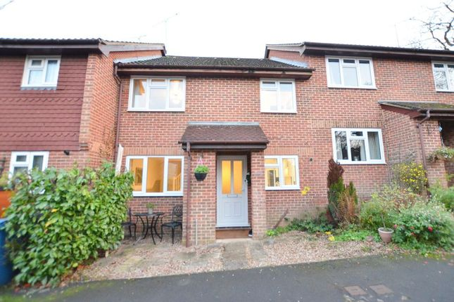 2 bed terraced house to rent in Thornfield Green, Blackwater, Camberley GU17