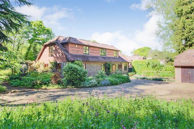 Detached house for sale in Cherry Cottage, Furnace Farm Road, Felbridge, West Sussex