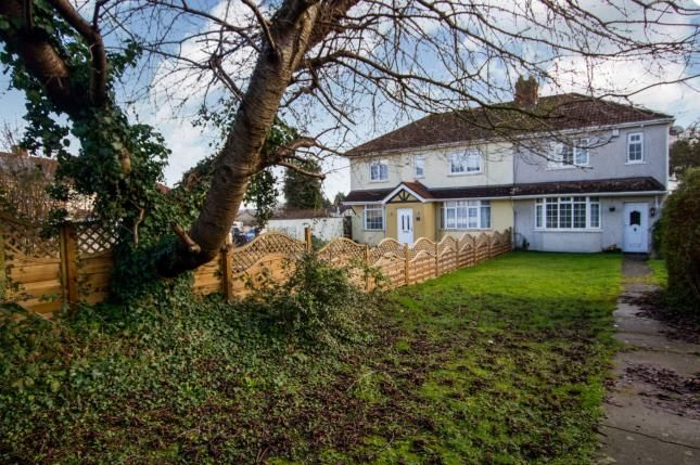 Thumbnail Semi-detached house for sale in Gages Road, Kingswood, Bristol