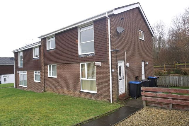 Thumbnail Flat to rent in Wensley Close, Ouston, Chester Le Street