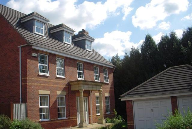 Thumbnail Detached house for sale in Rangeview Close, Sutton Coldfield