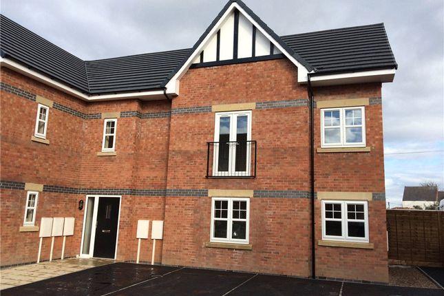 Thumbnail Flat to rent in Flat 2, Hatton Mews, Spondon