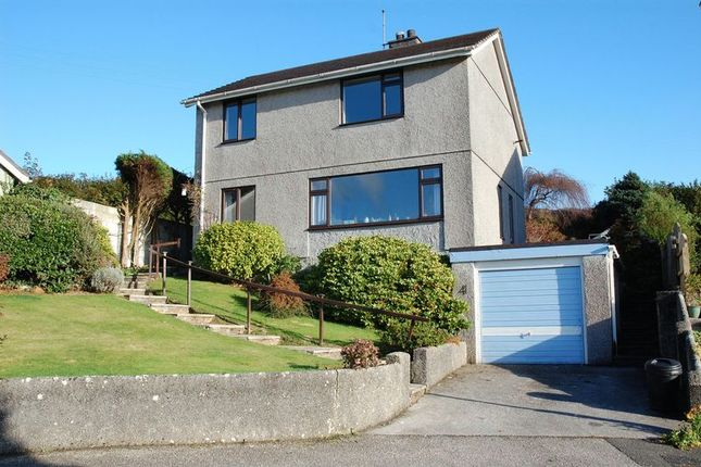 3 bed detached house for sale in Castle View, Lostwithiel