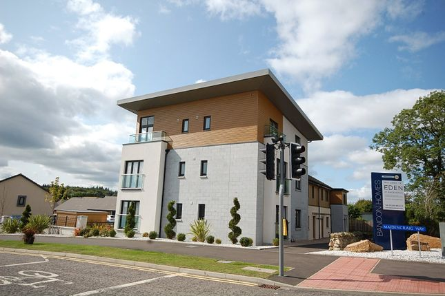 Thumbnail Flat to rent in Maidencraig Way, Aberdeen