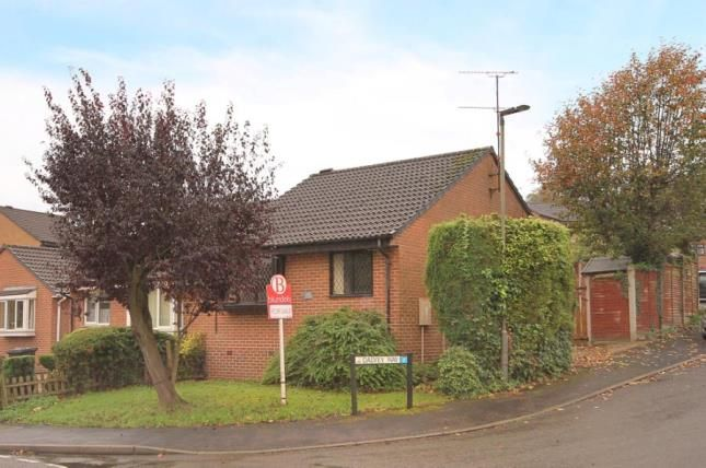 Thumbnail Bungalow for sale in Highland Road, New Whittington, Chesterfield, Derbyshire