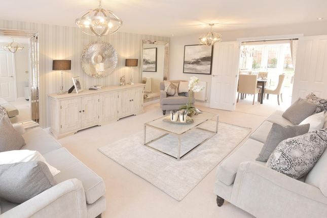 """Thumbnail Detached house for sale in """"Lichfield"""" at Ripley Link, Great Denham, Bedford"""