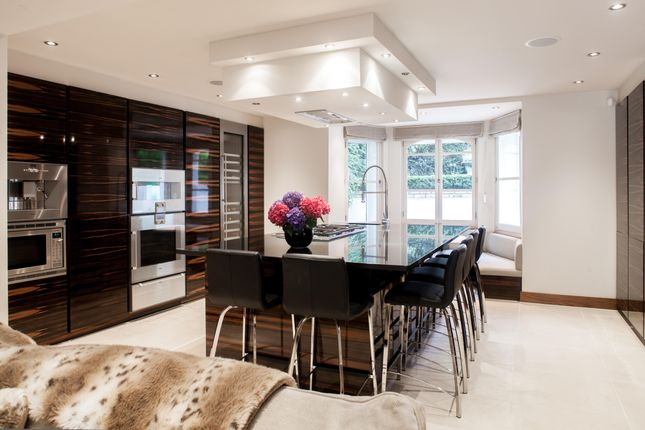 Thumbnail Detached house to rent in Addison Road, London