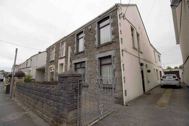 Thumbnail Semi-detached house for sale in Bryn Road, Swansea, West Glamorgan