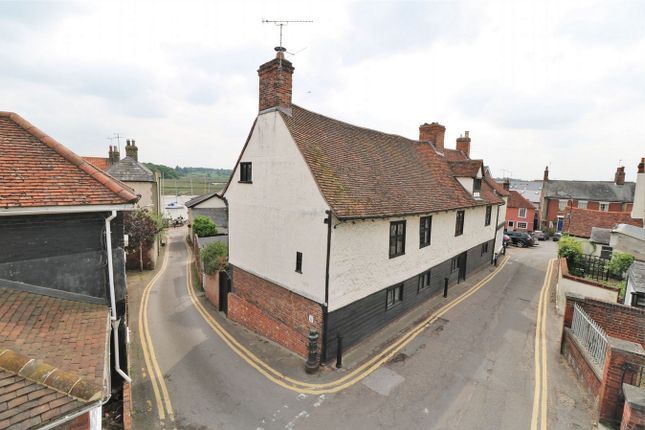 Thumbnail Link-detached house for sale in East Street, Wivenhoe, Essex