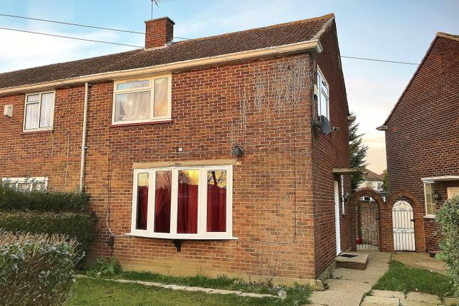 Thumbnail End terrace house to rent in Owen Road, Hayes, Middlesex