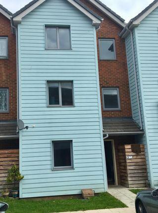Thumbnail Terraced house to rent in Billington Grove Willesborough, Ashford, Kent United Kingdom