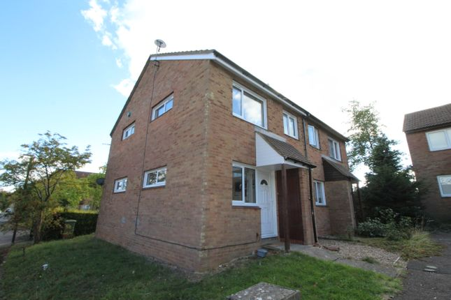 Terraced house to rent in Downland, Two Mile Ash, Milton Keynes