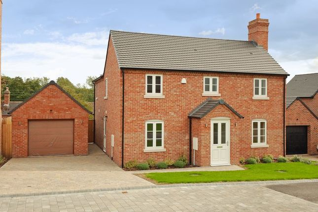 Thumbnail Detached house for sale in William Ball Drive, Horsehay, Telford