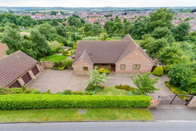 Thumbnail Detached bungalow for sale in Summer Hill, Gainsborough