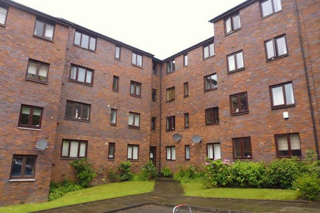 Thumbnail Flat to rent in Hanover Court, North Frederick Path, Townhead, Glasgow