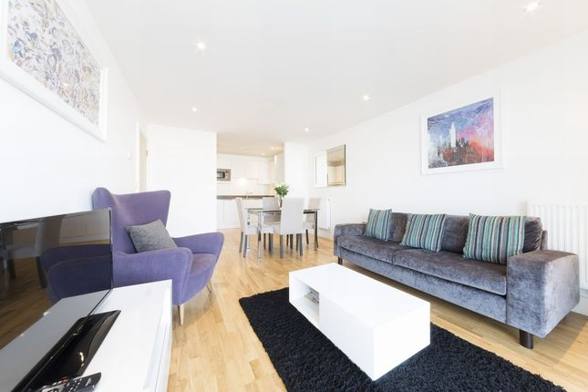 Thumbnail Flat to rent in Beacon Point, 12 Dowells Street, New Capital Quay, London