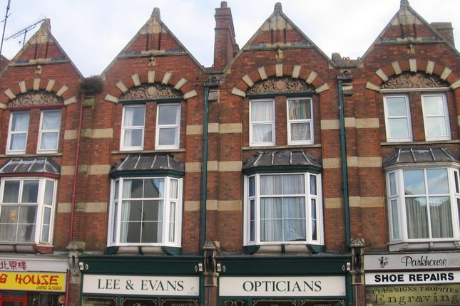 Thumbnail Flat to rent in Sidwell Street, Exeter