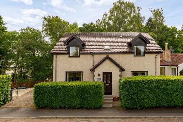Thumbnail Detached house for sale in Keswick Cottage, Kingsmuir Drive, Peebles