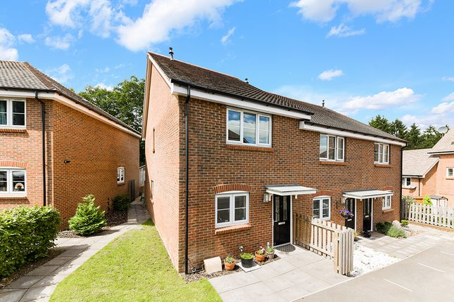 Thumbnail End terrace house for sale in Marley Rise, Ridgeway Road, Dorking
