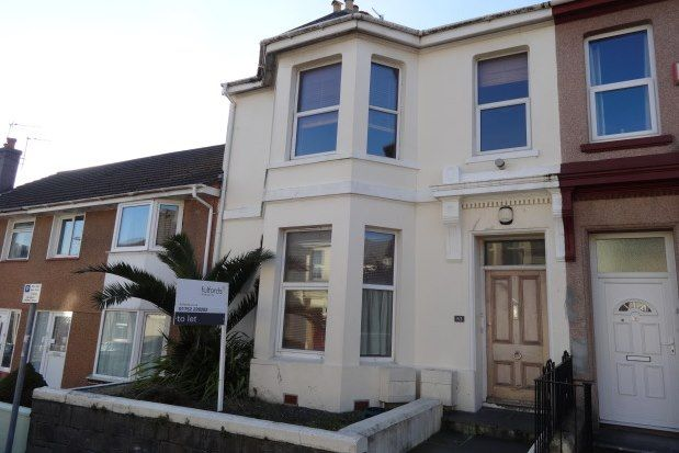 2 bed flat to rent in Baring Street, Plymouth PL4