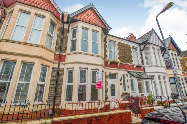 Thumbnail Terraced house for sale in Newfoundland Road, Heath, Cardiff