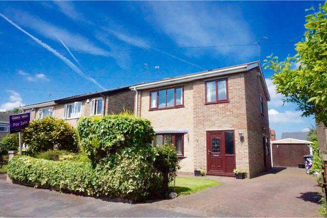 3 bed detached house for sale in Elm Close, Doncaster