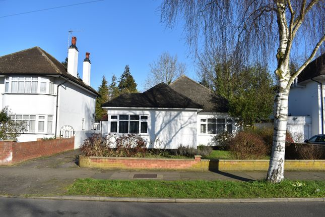 Thumbnail Bungalow to rent in St. Thomas Drive, Pinner