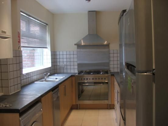 Thumbnail Terraced house to rent in Crofton Street, Rusholme, Manchester, Greater Manchester