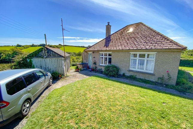 Thumbnail Detached bungalow for sale in Diddies, Bude