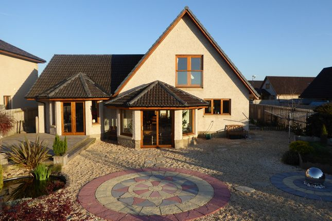 Thumbnail Detached house for sale in Old Bar View, Nairn