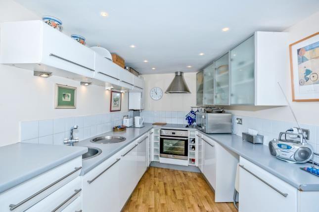 Kitchen of North Walls, Chichester, West Sussex, . PO19