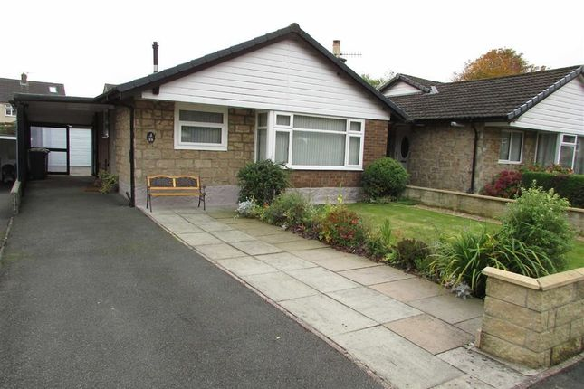 Thumbnail Detached bungalow for sale in Park View Drive, Chapel-En-Le-Frith, High Peak
