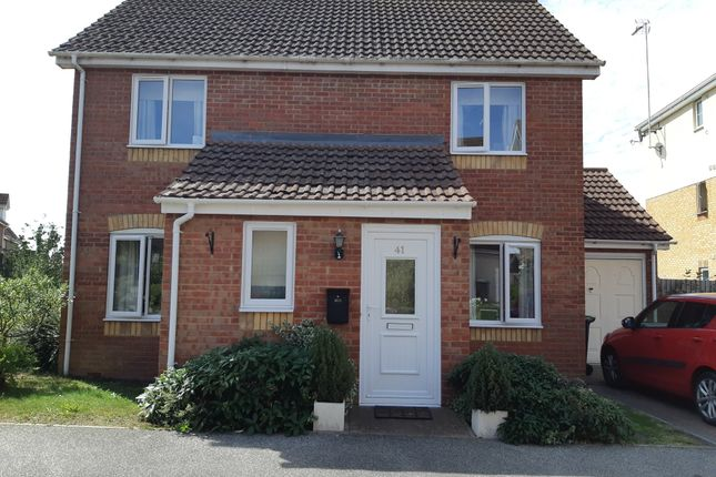 Detached house for sale in Treeview, Stowmarket