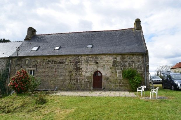 Thumbnail Semi-detached house for sale in 56770 Plouray, Morbihan, Brittany, France