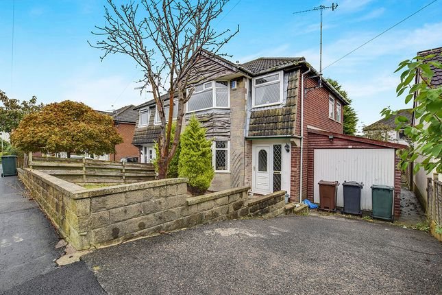 Thumbnail Semi-detached house for sale in Birchlands Avenue, Wilsden, Bradford