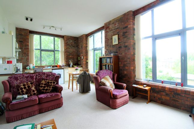 2 bed flat for sale in Silk Mill, The Silk Mill, Dewsbury Rd