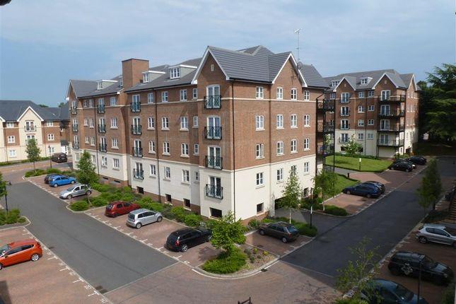 Thumbnail Flat to rent in Viridian Square, Aylesbury