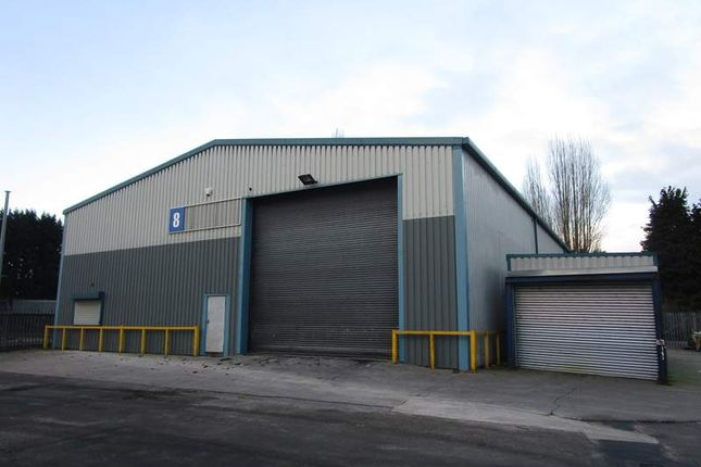 Thumbnail Light industrial to let in Brymill Industrial Estate Brown Lion Street, Tipton